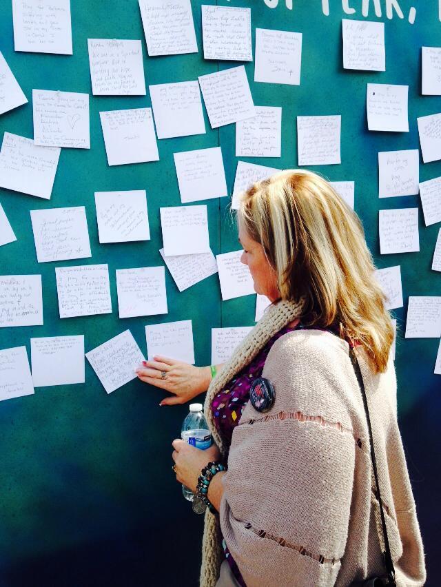Mental Gathering at Saddleback Church