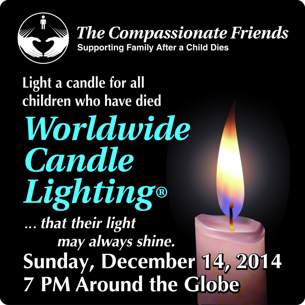 2014 candle lighting ceremony logo