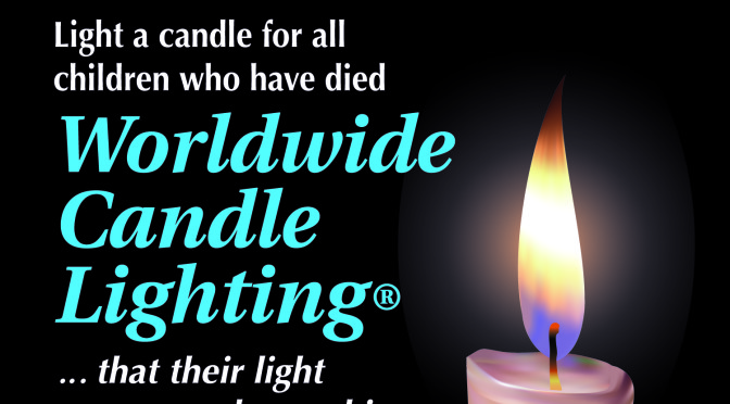 4th Annual Worldwide Candle Lighting Ceremony to be on 12-14-14