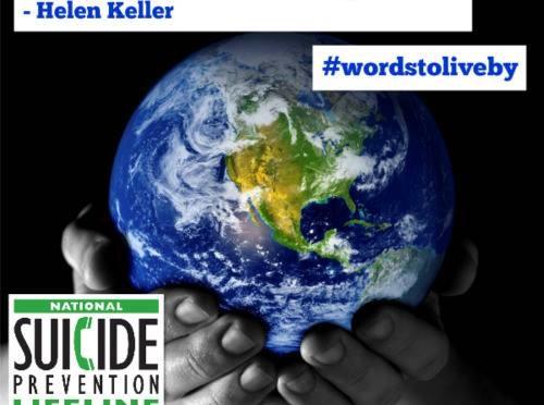 #WordstoLiveby